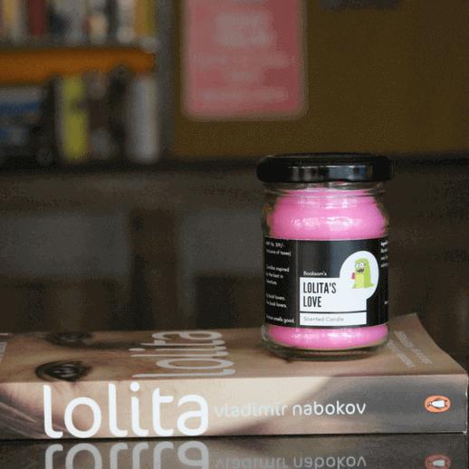 lolita-slove-scented-book-candle-Vladimir-Nabokov