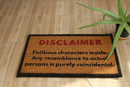 Bookish-disclaimer-funny-doormat-coir