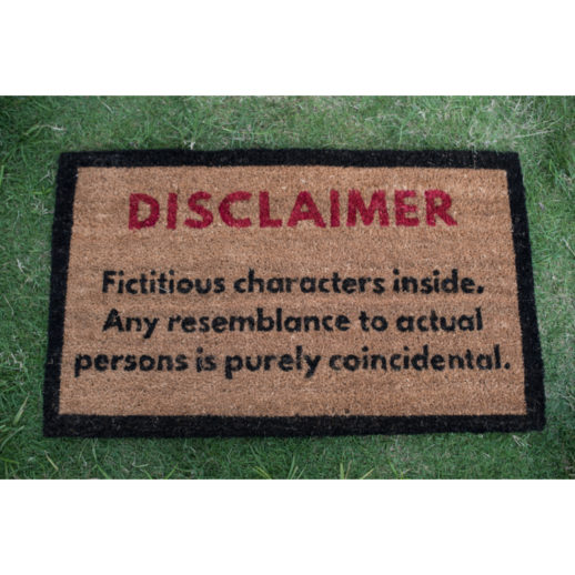 bookish-doormats-disclaimer-fiction